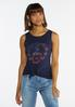Americana Peace Sign Tank alt view