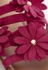 Wide Width Blooming Flower Slide Sandals alternate view