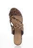 Leopard Low Heel Sandals alternate view