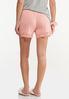 Lace Trim Sleep Shorts alternate view
