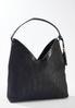 Croc Trim Woven Shoulder Bag alternate view
