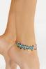 Semi- Precious Layered Anklet alternate view