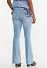 High Rise Flare Jeans alternate view