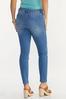 Light High- Rise Skinny Jeans alternate view