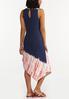 Americana Tie Dye Midi Dress alternate view