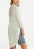 Plus Size Natural Linen Tunic alternate view