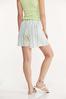 Gauzy Summer Stripe Shorts alternate view