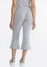 Cropped Ribbed Lounge Pants alternate view