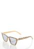 Leopard Cat Eye Sunglasses alternate view