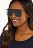 Brow Bar Shield Sunglasses alternate view