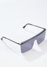 Brow Bar Shield Sunglasses alt view