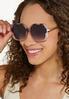 Oversized Statement Sunglasses alt view