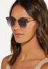 Leopard Brow Bar Sunglasses alternate view