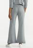 Gray Flare Lounge Pants alternate view