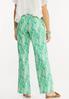 Palm Leaf Linen Pants alternate view