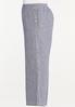 Plus Size Sailor Stripe Linen Pants alt view