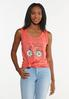 Plus Size Say Yes To Adventure Tank alt view