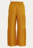 Plus Size Textured Tiered Pants alternate view