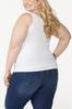Plus Size Seamless Solid Tank alternate view
