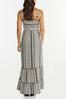 Plus Size Smocked Maxi Dress alternate view