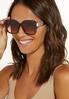 Cheetah Face Arm Sunglasses alternate view