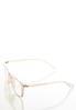 Clear Blue Light Glasses alternate view