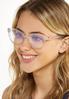 Clear Blue Light Glasses alt view