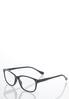 Classic Black Reader Glasses alternate view