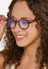 Tortoise Blue Light Glasses alt view