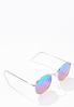 Rainbow Round Sunglasses alternate view