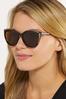 Glittery Tortoise Sunglasses alternate view