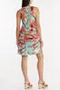Plus Size Tie Dye Swing Dress alternate view