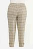 Plus Size Gold Bengaline Pants alternate view