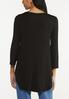 Plus Size Solid Tee Tunic alternate view