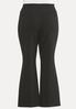 Plus Size Pintucked Ponte Pants alternate view