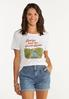 Plus Size Take The Scenic Route Tee alt view