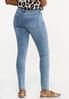 Petite Super Stretch Skinny Jeans alternate view