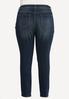 Plus Size Shape Enhancing Skinny Jeans alternate view