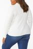 Plus Size Ribbed Turtleneck Sweater alternate view