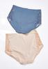 High Waist Brief Panty Set alternate view