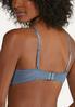 Plus Size Wire- Free Lace Bra Set alt view