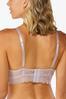 Plus Size Blush Lace Bra Set alt view