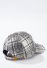 Plaid Baseball Hat alternate view
