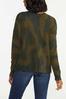 Distressed Camo Dye Sweater alternate view
