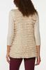Plus Size Loop Fringe Sweater Vest alternate view
