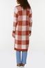 Plus Size Amber Plaid Cardigan Sweater alternate view