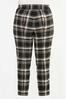 Plus Size Neutral Bengaline Pants alternate view