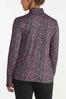 Plus Size Pink Leopard Sweatshirt alternate view