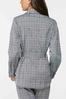 Plus Size Houndstooth Shacket alternate view