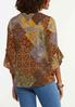 Paisley Patchwork Top alternate view